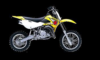 Moto Cross 65 Suzuki – Idea di immagine del motociclo